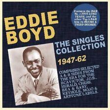 EDDIE BOYD - SINGLES COLLECTION 1947-1962  2 CD NEW+