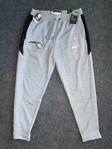 Nike Orlando Magic NBA Warm Up DriFit Engineered Pants 932979 032 Sz XL