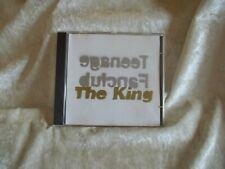 TEENAGE FANCLUB THE KING CD CREATION RECORDS CRECD 96