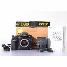 Nikon D800 36.3 MP DSLR Kamera / SLR-Digitalkamera NUR 4203 Auslösungen