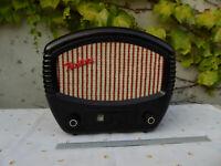 Röhrenradio Kolibri 2 RFT 1954 Rundfunkempfänger MW Tubes Bakelit