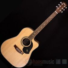 The Maton Heritage ECW80C Cutaway Acoustic / Electric Guitar w/ Hard Case *NEW*