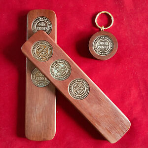 1930 Birthday Anniversary Gift Present Two-Up Game & Penny Keyring Gift Pack