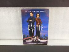 Castle -The Complete First Season on dvd new sealed