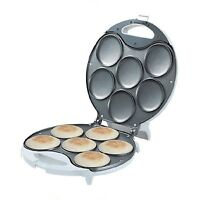 BRENTWOOD AR-135 ELECTRIC NON-STICK AREPA MAKER BAKER COOKER MACHINE 6 SLICE NEW