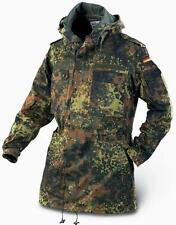 Brand New Quality Hunt Fleck Camo - German Military Surplus Parka 7585-0005 Gr.8
