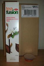 Unilever Lipton Tea Fusion Vanilla Chai 15 Caps x 6 Vending Machine BBD 07/2015