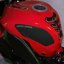 Kawasaki ZX10R 2008-2010 Tank Traction Side Pad Gas Knee Grip Protective Decal