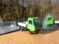 1/43 CAMION MULTICAR M25 couleur vert DeAgostini IXO !!!