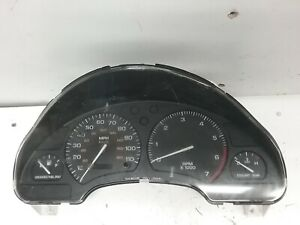 1998-1999 Saturn S-Series Speedometer Cluster  21023690  (1.9L 4 Cylinder)