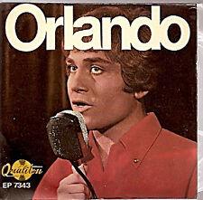 ORLANDO sung Rolling Stones- Beatles-Adamo- Dalida covers Hungary EP 1965 LISTEN