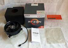 AMD Ryzen 5 2400G Box OVP Verpackung + Wraith Stealth Prozessor Kühler KEINE CPU