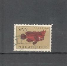 N°402 - MOZAMBICO 1951 - MAZZETTA DI 5 PESCI - VEDI FOTO
