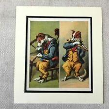 Lithograph Animals Art Prints