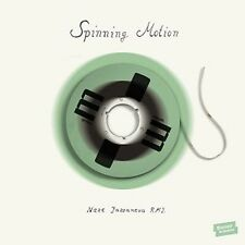Spinning Motion-Naze (Jazzanova Remix) VINILE LP NUOVO Single