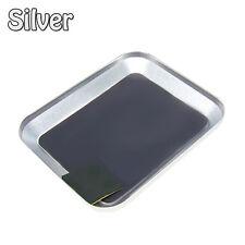 Aluminium RC Model Screw th Square Tray With Magnetic Pad for Phone/Car Repair E