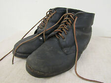 WWII Type Red Army Soldier's Ankle Boots with the German Shoe Calks. Size 10.