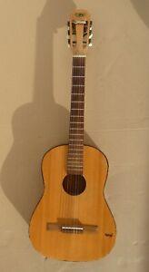 HOPF ältere 7/8 Akustikgitarre Parlor Gitarre um 1960 Vintage Made in Germany