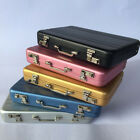 Exquisite Mini Business ID Credit Card Wallet Holder Metal Pockets Case Box Hot