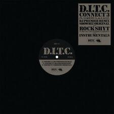 """D.I.T.C. – Connect 3 / Rockshyt NEW Slice-of-Spice SSR-071 12"""" VINYL HIP-HOP"""
