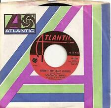 SOLOMON BURKE 45 GOODBYE BABY B/W SOMEONE TO LOVE ME VG+ ATLANTIC 2226