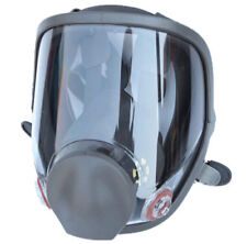 6800 Full Face Gas Mask Painting Spraying Respirator Facepiece Size M