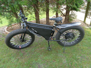 Fahrrad E-Bike Fatbike 2000 / 3000 Watt