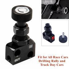 1/8NPT Brake Proportioning Bias Valve Knob Style Suit Disc Drum Brake Racing Car
