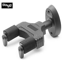 NEW Stagg GUH-TRAP Guitar Bass Acoustic Hanger Wall Mount w/ Locking System