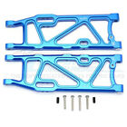 GPM Racing Aluminum Rear Lower Arms Blue : Kraton / Outcast / Notorious 6S BLX