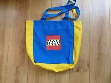 BRAND NEW WITH TAGS LEGO CANVAS REVERSIBLE VIP BAG 5005910