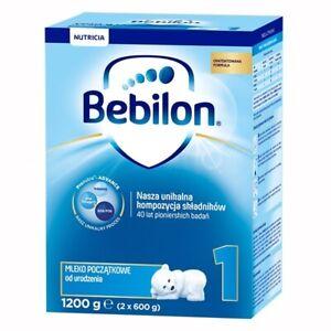 Bebilon 1 from Pronutra +,powder, -1100g -Bebilon 1 z Pronutra+, -1100g