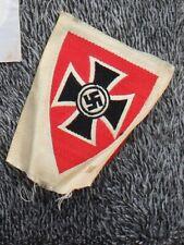 WW2 German cloth badge