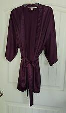 Victoria Secret Dark Purple Bathrobe , One Size, EC