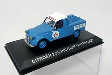 CITROEN 2CV PÏCK-UP BUTAGAZ   - IXO 1/43