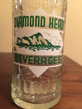 Diamond Head Beverages Honolulu Hawaii ACL soda pop bottle Coca-Cola painted la…