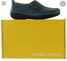 PLACE Stella Cuir Noir Taille UK 3 Eur 35.5 US 5 Chaussures