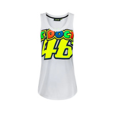 Tanktop The Doctor VR46 woman official Valentino Rossi collection Located in USA
