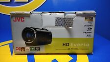Camara de video -Video Cámara JVC hd Everio Full HD - Konica Minolta HD Lens