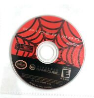 Spider-Man NINTENDO GAMECUBE Game Disc Only! Tested + Working!