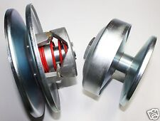 40 SERIES GO KART TORQUE CONVERTER DRIVEN DRIVER CLUTCH PULLEY SET COMET 40D