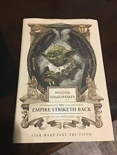 William Shakespeare's Star Wars: The Empire Striketh Back [by Ian Doescher]