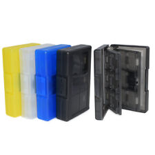4 colors Game Card Cartridge Case Storage Box 24-in-1 for Nintendo Switch