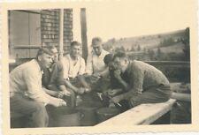 Foto, ALPINI REGGIMENTO 99, patate pelare (N) 19391