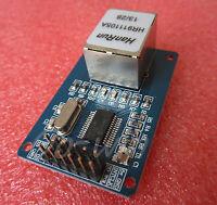 2pcs New ENC28J60 Ethernet LAN Network Module For Arduino SPI AVR PIC LPC STM32