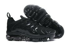 Nike	Air VaporMax Plus 'Triple Black' Running Shoes (924453-004) Men's Sizes