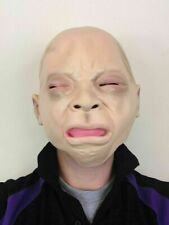 Realistic Cry Baby Face Head Mask Full Latex Halloween Costume Cosplay Party AUS