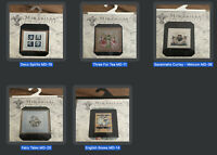 Mirabilia Counted Cross Stitch Pattern various select from