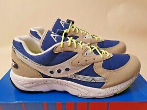 "SAUCONY Originals Aya ""Grey Blue"" Running New (Size US10) training triathlon gel"