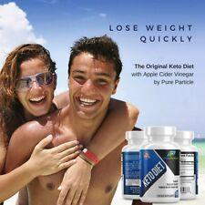 The Original Keto Diet with Apple Cider Vinegar Supplement Pills to Weight Loss